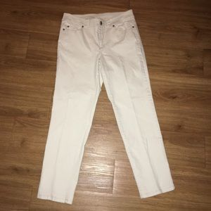 Christopher & Banks boot cut jeans